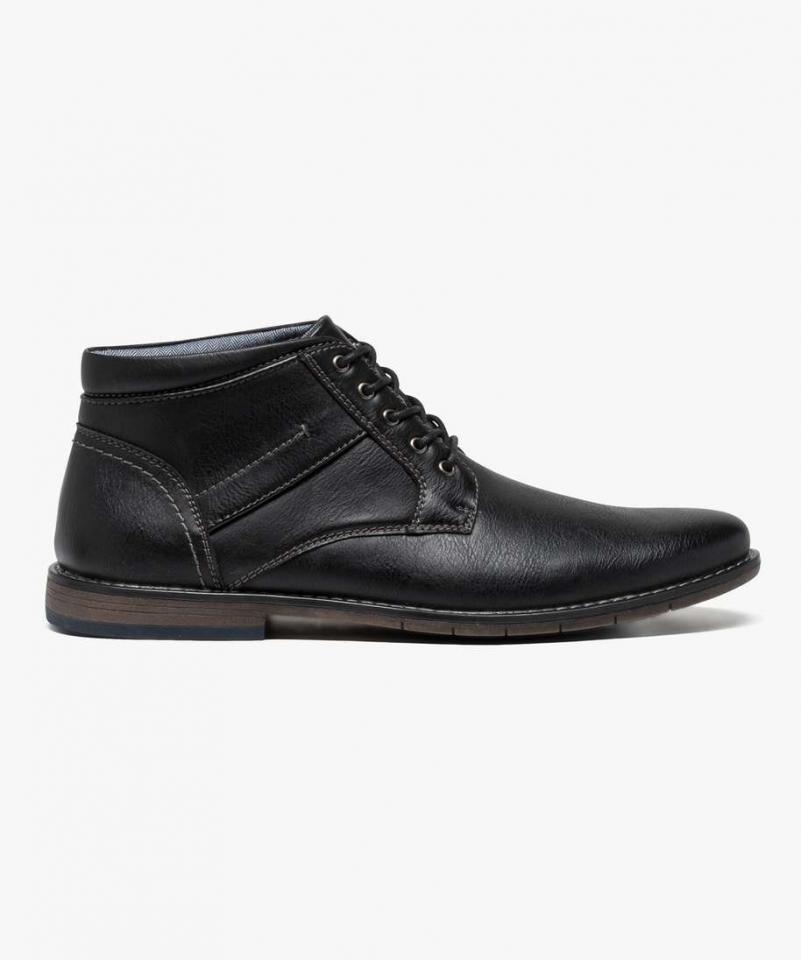 Catgorie boots hommes page 1 du guide et comparateur d 39 achat - Gemo chaussure homme ...