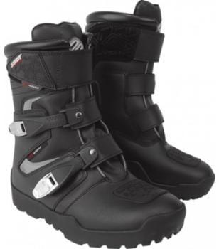 Chaussures quad SHOT ATV Noir