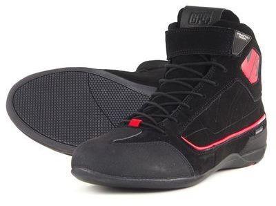 GP4 Waterproof Black Red