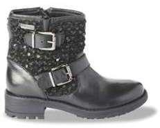 Boots cuir motardes Amazone