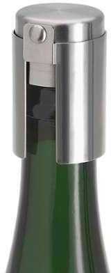 Bouchon à champagne inox cino