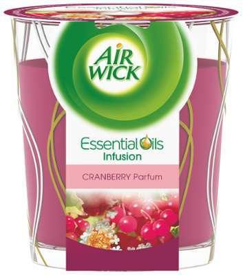 Bougie parfum Cranberry Air