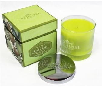 Bougie parfumée Kiwi et Citron