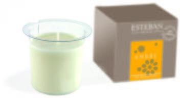 Recharge Bougies parfum Neroli