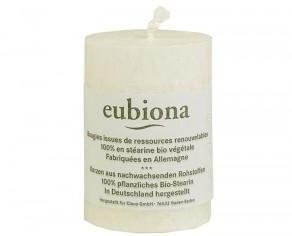 EUBIONA Bougie Cylindrique
