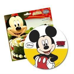 Carton de 10 disques de décoration