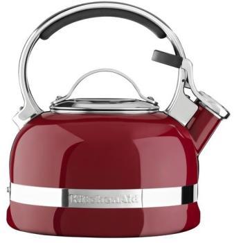 Bouilloire à thé 1 9L rouge