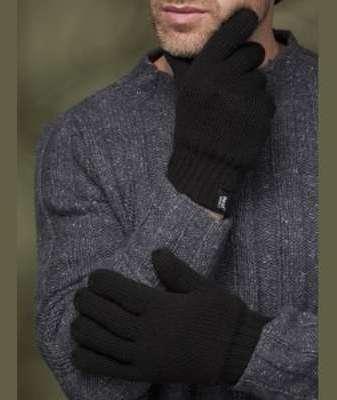 Gants ultra chauds homme indice