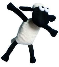 Peluche shaun le mouton -