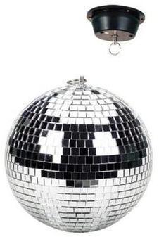 Boule Disco à facettes 30