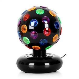 Boule disco effet de lumière