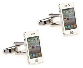 Boutons de manchette Smartphone