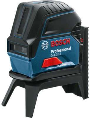 bosch laser points gcl 25 professional avec support bm1. Black Bedroom Furniture Sets. Home Design Ideas