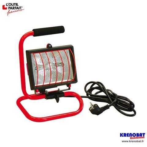 Festool c projecteur de chantier duo set avec trpied et s - Lampe de chantier castorama ...