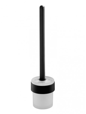 Porte balai brosse Noir moderne