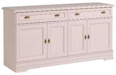 Enfilade 4 portes 2 tiroirs