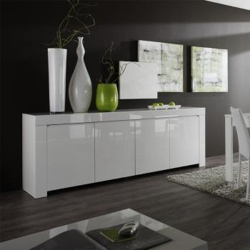 Buffet-Bahut Design 4 portes