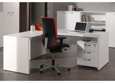 Bureau contemporain 200 cm