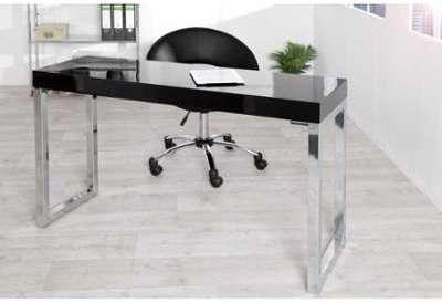 Bureau design 120x75 cm pour