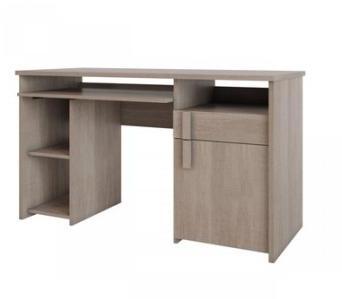 Bureau 1 porte 1 tiroir bois