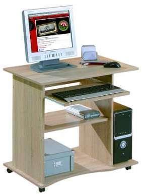 Bureau pour ordinateur coloris