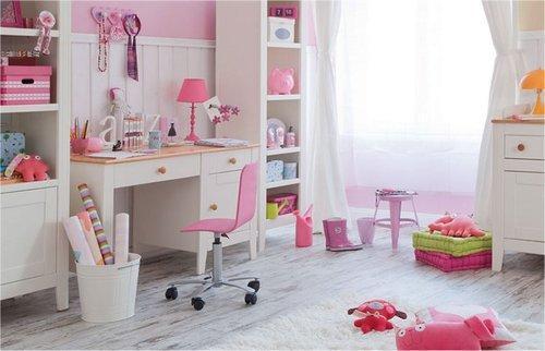 Meuble chambre enfant bureau