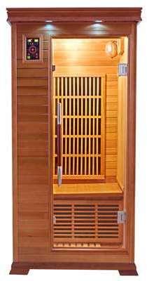 Sauna Infrarouge Luxe de 1