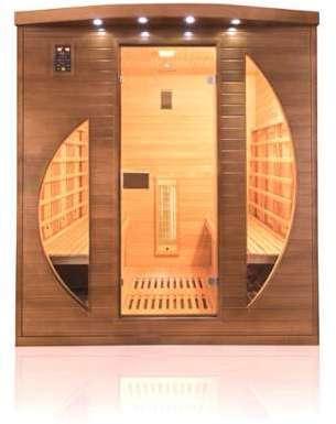 Sauna infrarouge Spectra 4