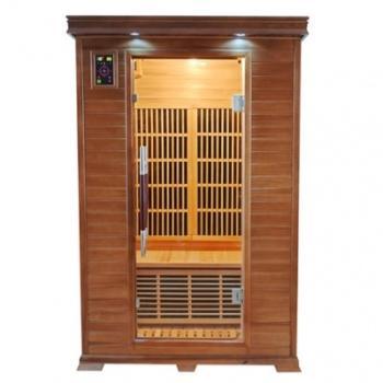 Sauna infrarouge luxe 2 personnes