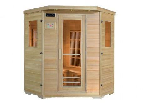 Sauna Infrarouge 4 5 places