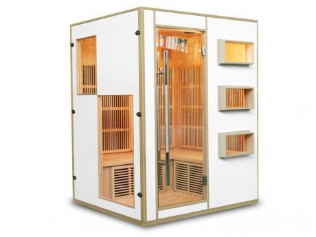 Sauna Infrarouge 3 4 places