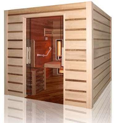 Sauna Combi Access vapeur