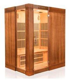 Sauna infrarouge Soléa 3 places