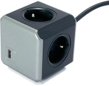 PowerCube 3 prises et 1 USB