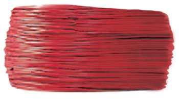 Câble 1 5 mm - Rouge - 25M