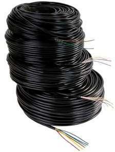 Câble 5 x 1 mm - 25M