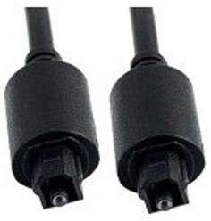 Câble audio optique TOSLINK