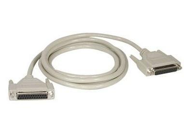 C2G - Câble de modem nul -