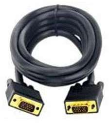Câble VGA doré Goobay - 5