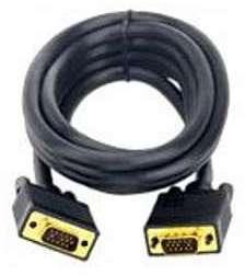 Câble VGA doré Goobay - 20