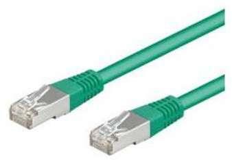 Câble RJ45 vert cat5e F UTP