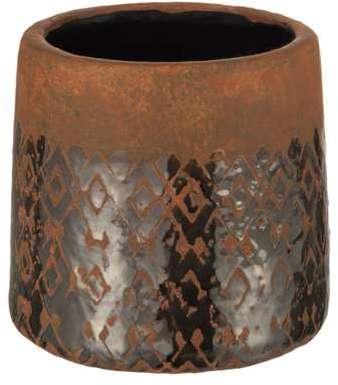 Cache Pot Céramique Mosaïque