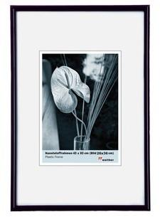 Cadre photo galeria plastique