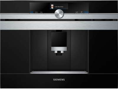 machine a cafe expresso enca siemens encastrable ct 636 les 1. Black Bedroom Furniture Sets. Home Design Ideas