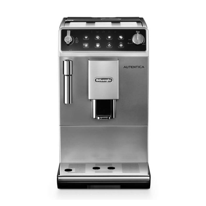 machine caf argent autentica broyeur grains delonghi etam. Black Bedroom Furniture Sets. Home Design Ideas