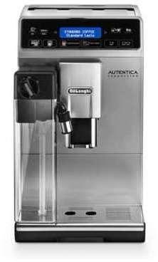 Machine à café argent Autentica
