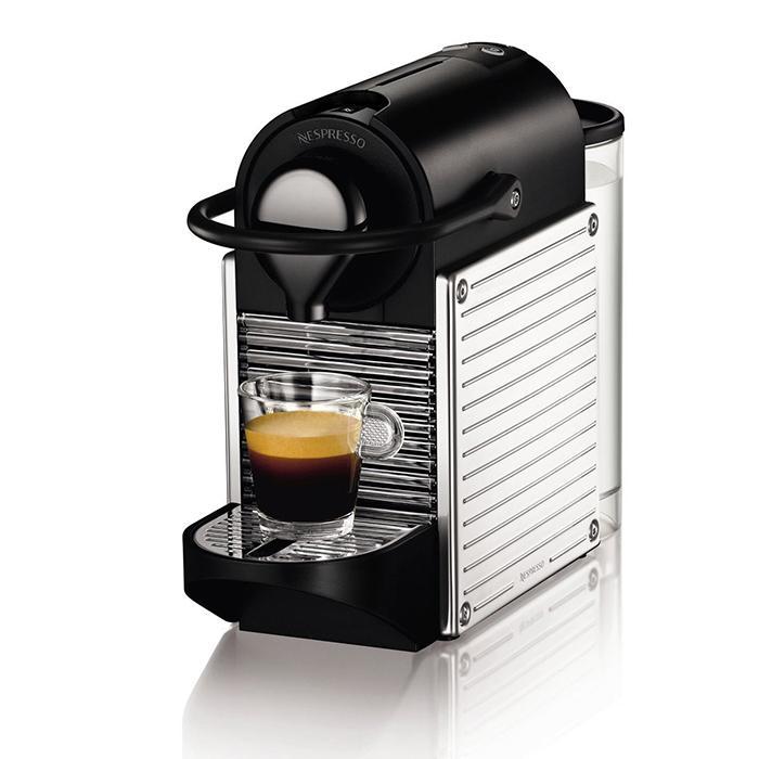 Nespresso krups nespresso pixie titanium yy1201fd - Tasses nespresso pixie ...