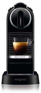 Nespresso M195 citiz 1 L Noir