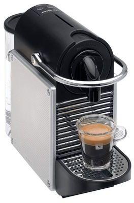 nespresso m110 pixie gris m tal automatique magimix. Black Bedroom Furniture Sets. Home Design Ideas