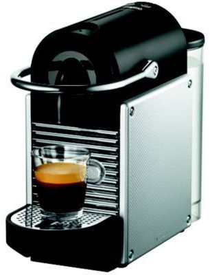 nespresso magimix m 110 pixie chrome 11326. Black Bedroom Furniture Sets. Home Design Ideas